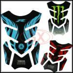 Buy cheap Motorcross Fuel Tank Pads Sticker Motorcycle Fish Bone Sticker Oil Tank Pads from wholesalers