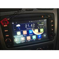 Buy cheap 4G Internet  Mercedes W203 Dvd Player , 6.0 Android In Dash Car Stereo Dual Zone from wholesalers