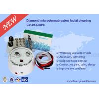 Buy cheap 50-60Hz Skin Rejuvenation Machine Microdermabrasion / Diamond Peeling Dermabrasion from wholesalers