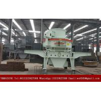 Buy cheap High Speed Mining Rock Crusher , Vsi Vertical Shaft Impact Crusher Machine from wholesalers
