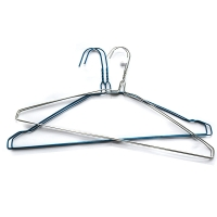 Buy cheap Dry Cleaning Disposable Laundry 2.2mm Galvanized Wire Hangers from wholesalers