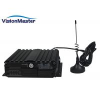 Buy cheap Two 128GB SD Card Vehicle Digital Video Recorder 4 CH AHD 720P Camera GPS 4G from wholesalers