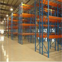 Buy cheap FIFO Pallet Live Racking / Stainless Steel Rack Upright Customized For Heavy Duty Goods from wholesalers