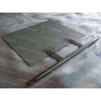 Buy cheap titanium anode sheet with bolt from wholesalers