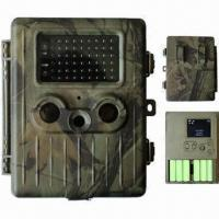 Buy cheap 12MP 940nm Black IR HD Scouting Game Camera with 1280 x 720P Video Size from wholesalers