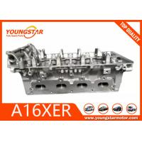 Buy cheap Cylinder Head For Opel  Astra  Insignia  Mokka Zafira  A16XER  OEM 55559340 For Chevrolet Cruze 1.6 16v from wholesalers