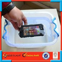 Buy cheap Strong Protective iPhone 5s Waterproof Case / Water Resistant Cover from wholesalers