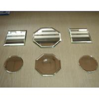 Buy cheap 3 - 6mm Clear , Bronze , Grey Silver Mirror Glass panel with Pencil , Flat , Beveled Edge from wholesalers