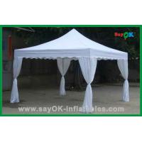 Buy cheap Gazebo 2x2 Steel Frame 2x2/3x3/3x4.5/3x6/4x4/4x8m Pop Up Canopy from wholesalers