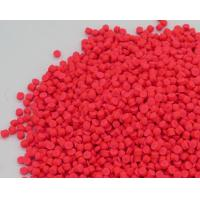 Buy cheap Fluorescence Pink Polymer Masterbatch Carpet Fiber Rubber Masterbatch from wholesalers