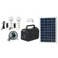 Buy cheap 20w portable  solar power system solar energy off-grid solar power with mp3 and radio for Africa from wholesalers
