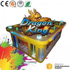 Arcade fishing game machine with igs original new thunder for Arcade fishing games