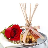 Buy cheap Aromatherapy Room Fragrance Diffuser Household Odor Removal Perfume Glass Bottle from wholesalers