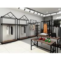 Buy cheap Professional Retail Clothing Display Units Steel Display Shelves For Women Clothing Store from wholesalers