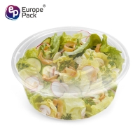 Buy cheap 3000ML  Packaging round disposable soup salad food container plastic microwave safe PP bowl/box with lid from wholesalers
