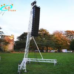 Buy cheap Vocal Concert Line Array Truss Light Weight Truss Line Array Tower from wholesalers