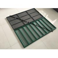 Buy cheap NOV Brandt King Cobra Plus Shaker Steel Frame Screen 1'' Square Tube Frame from wholesalers