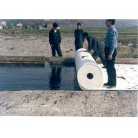 Buy cheap Polyester Filament Woven Geotextile Fabric for Reinforcement , Subsurface Drainage from wholesalers