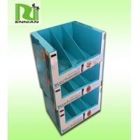 Buy cheap Supermarket Underwear Cardboard Pallet Display Fashion Light Duty from wholesalers