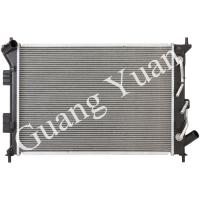 Buy cheap 26 / 32 / 36mm Thickness Water Cooling Car Radiator , Kia Soul Radiator DPI 13414 from wholesalers