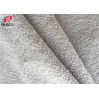 Buy cheap Multi Colour Polyester Tricot Knit Fabric 50D Warp Knitted Bright Velvet Fabric For Pillow from wholesalers