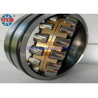 Buy cheap Double Row Precision Steel Roller Bearing , 110*240*80mm Spherical Roller Bearing from wholesalers
