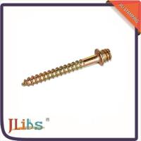 Buy cheap Standard M7 Pipe Clamp Fittings Wood Screw Threaded Studs Environment Friendly from wholesalers