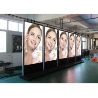Buy cheap High Brightness Portable Rental LED Display Glass LED Poster CE/ROHS from wholesalers