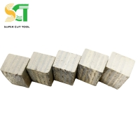 Buy cheap SCT tools new formula low processing cost Cutter Blade Thickness And Diamond Segment For Quarrying processing from wholesalers
