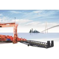 Buy cheap Hot sale! Mobile hydraulic dock ramp DCQY6-0.8-forklift cargo handling auxiliary equipment from wholesalers