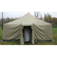 Buy cheap Polyester waterproof canvas outdoor tent from wholesalers