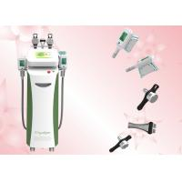 Buy cheap Best Body shaping cryolipolysis slimming machine skin lightening for clinic use from wholesalers