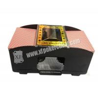 Buy cheap 2 Decks Automatic cheating Shuffler Baccarat Cheat System For Poker Game from wholesalers