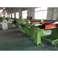 Buy cheap Machine Weight 15 Ton 4.0mm x 1300mm Steel Slitting Lines Hydraulic Cutter Machine 30m / min from wholesalers
