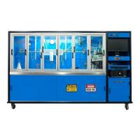 Advanced multi-specification fuel water separator test station and fuel water separator tester