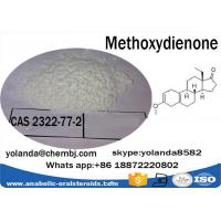 Buy cheap CAS 2322-77-2 Anabolic Steroid Powder Intermediate Methoxydienone from wholesalers