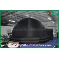 Buy cheap Customized Size Mini Mobile Planetarium Projection Inflatable Dome Cinema Tent from wholesalers