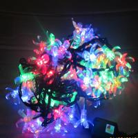 Buy cheap Christmas light Indoor high quality LED light Chian flowers for indoor and outdoor from wholesalers