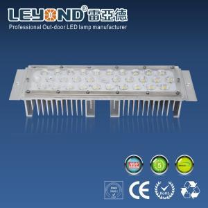 China Bridgelux Chip Led Module External Street Light Lamp IP66 Pure Aluminum Heat Sink on sale