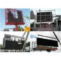 Buy cheap Outside Outdoor SMD LED Screen Rental 2R1G1B Seamless Splicing Long Lifespan from wholesalers