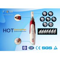 Buy cheap Electric Auto Derma Pen Stamp No Bruising , Micro Needle Derma Stamp Anti Aging from wholesalers