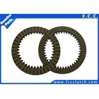 Buy cheap Four Wheeler Auto Transmission Clutch Plate FCC Original Feature Eco - Friendly from wholesalers