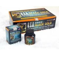 Buy cheap Original  Ginseng USA Black Gold male sex pill enlarge male penis herbal male sex capsule from wholesalers