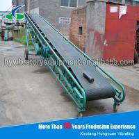 Buy cheap Electric mining machine conveyor belt with durable conveyor roller from wholesalers