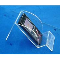 Buy cheap Tablet PC Clear Cast Acrylic Plastic Display Holders For Ipad product