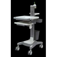 Buy cheap High Performance Stainless Steel Medical Trolley Movable Computer Trolley product