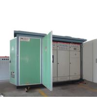 Buy cheap Intelligent Box Type Substation European Style Electrical Equipment Distribution Box from wholesalers