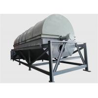 Buy cheap Trommel Separator Rotary Sifter Screens For Municipal Solid Waste Sorting System from wholesalers