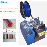 Buy cheap High accuracy clear PVC tube cutting machine,Cut tube length:1-9999mm from wholesalers