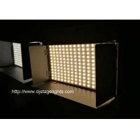Buy cheap 110w 3000k-6500k Dmx Two Colors LED Video Studio Lamp Panel Energy Saving from wholesalers